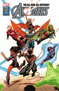 FCBD 2015 Marvel: All-new All-different Avengers