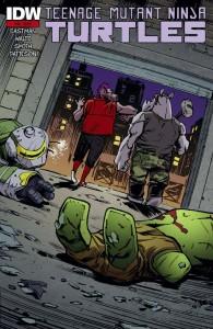 TMNT #44 (2nd printing)