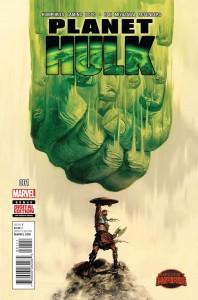 Planet Hulk #1
