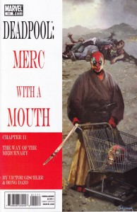Deadpool: Merc With a Mouth #11