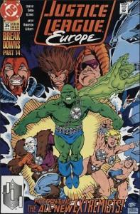 Justice League Europe #45
