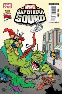 Marvel Super-Hero Squad 3