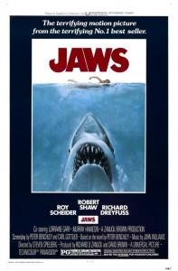 Jaws (Original Poster)