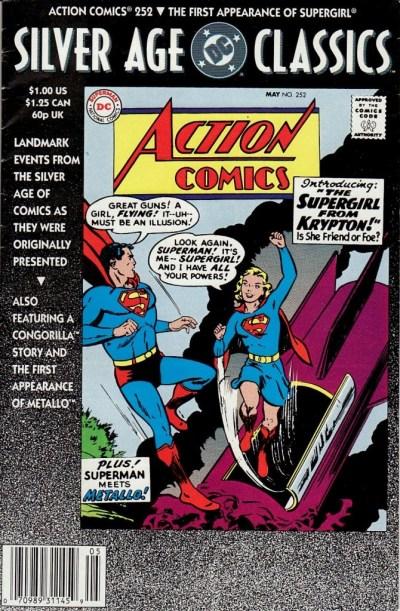 SIlver Age Classics: Action Comics 252