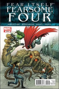 Fear Itself: Fearsome Four 2