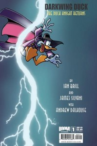 Darkwing Duck #1 2nd Printing