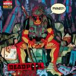 Deadpool #25 Videogame Variant