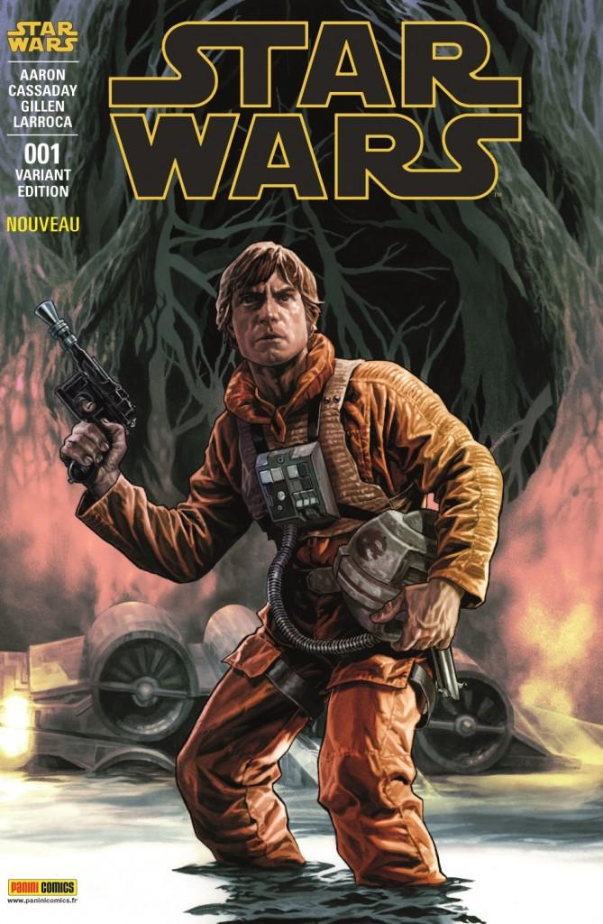 Star Wars #1 by Lee Bermejo