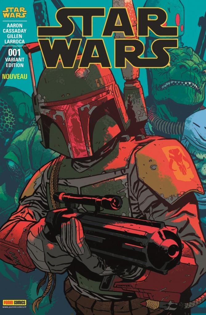 Star Wars #1 by Ramon K. Perez