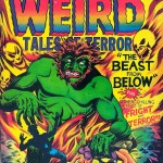 Blue Bolt Weird Tales of Terror #112