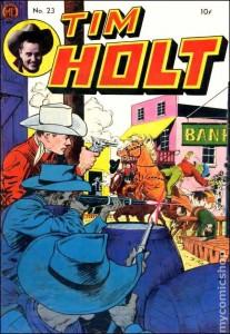 Tim Holt #23
