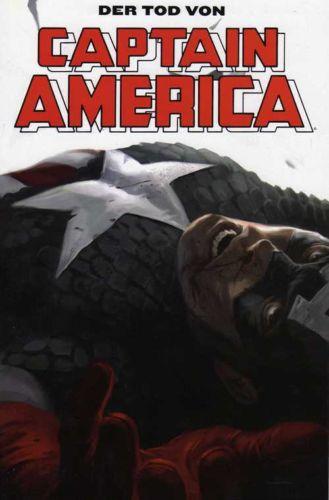 Der Tod Von Captain America by Marko Djurdjevic