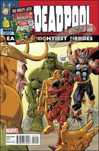 Deadpool vol 4 #45 / #250