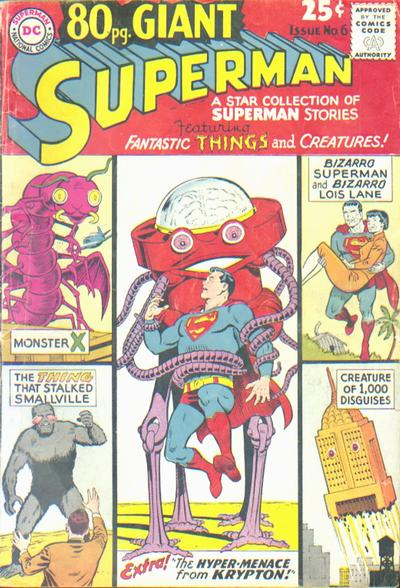 Superman 80-Page Giant #6