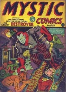 Mystic Comics 8