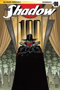 The Shadow #100