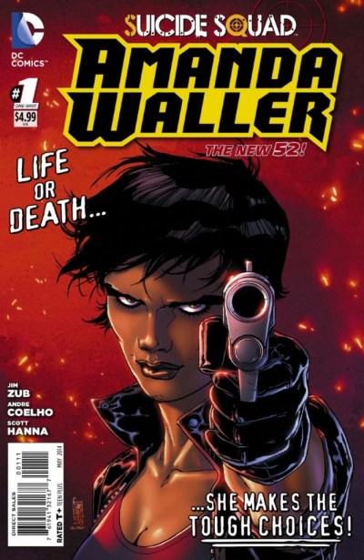 Suicide Squad: Amanda Waller #1