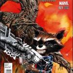 Rocket Raccoon & Groot Variants