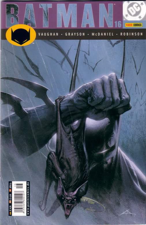 Batman #16 Panini Deutschland
