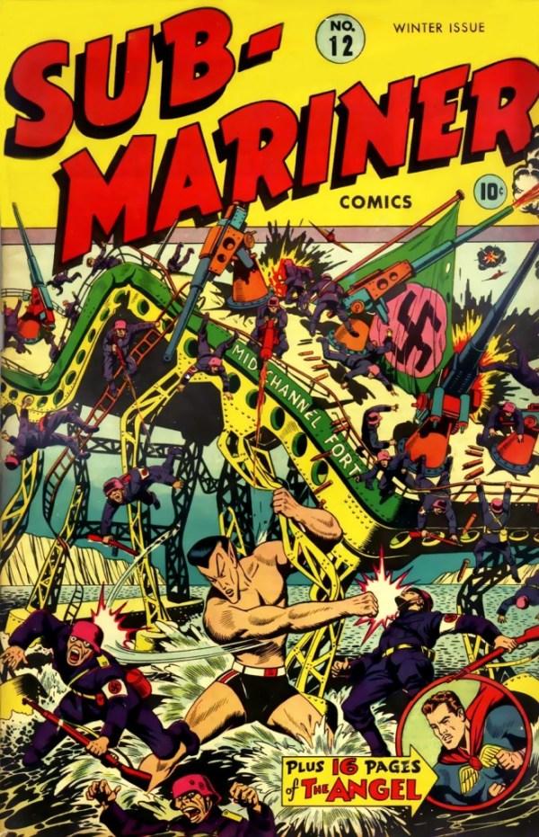 Sub-mariner Comics #12