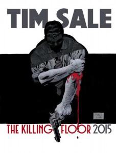 Tim Sale 2015 Artbook: The Killing Floor