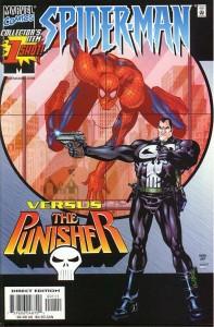 Spider-Man vs The Punisher