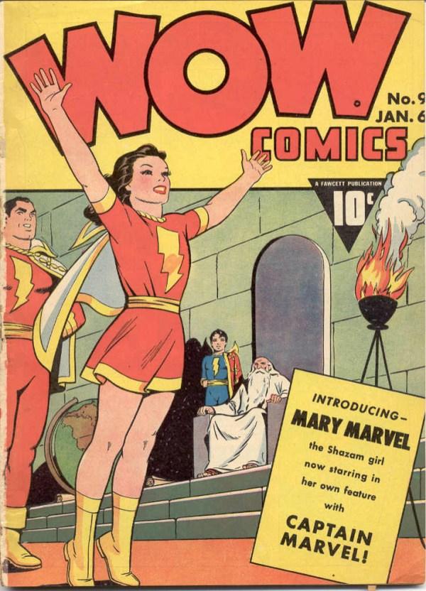 Wow Comics #9