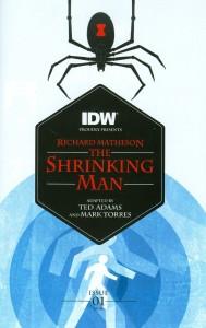 The Shrinking Man #1