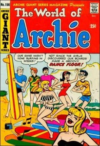 Archie Giant Series Magazine #156