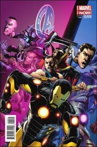 New Avengers #16 Morales Variant