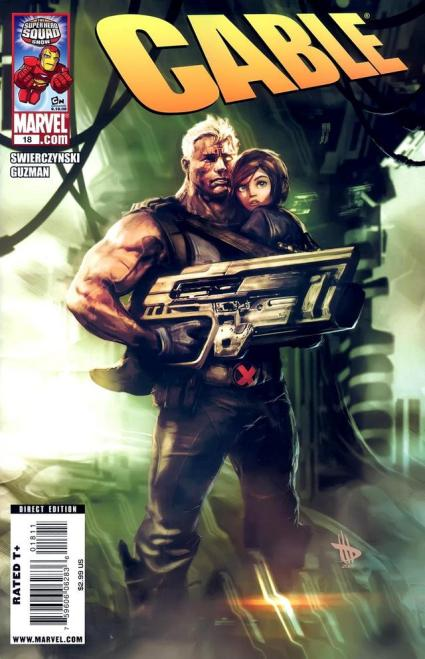 Cable v2 #18