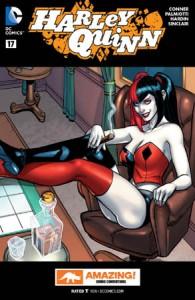 Harley Quinn #17 Amazing Comic Con Variant