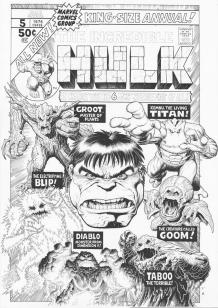 Hulk Annual #5