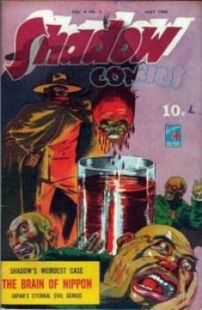 SHADOW COMICS #38