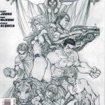Teen Titans #1 4th Print Turner Variant  – October 2003