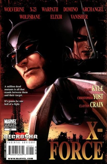 X-Force #22