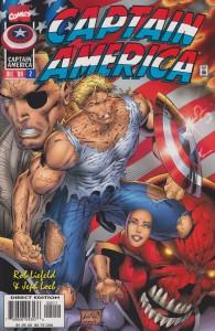 Captain America vol.2 #2