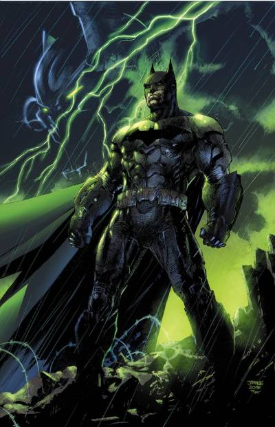 Batman Arkham Knight Genesis #1 (of 6) (Jim Lee Variant Cover)