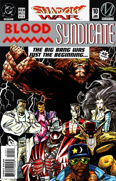 Blood Syndicate #10