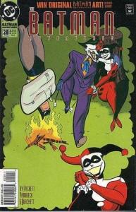 BATMAN ADVENTURES #28
