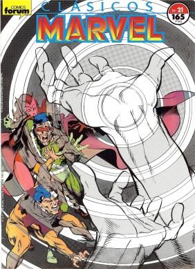 Clasicos Marvel #21