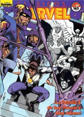 Clasicos Marvel #20