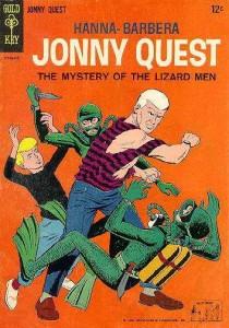 JONNY QUEST #1