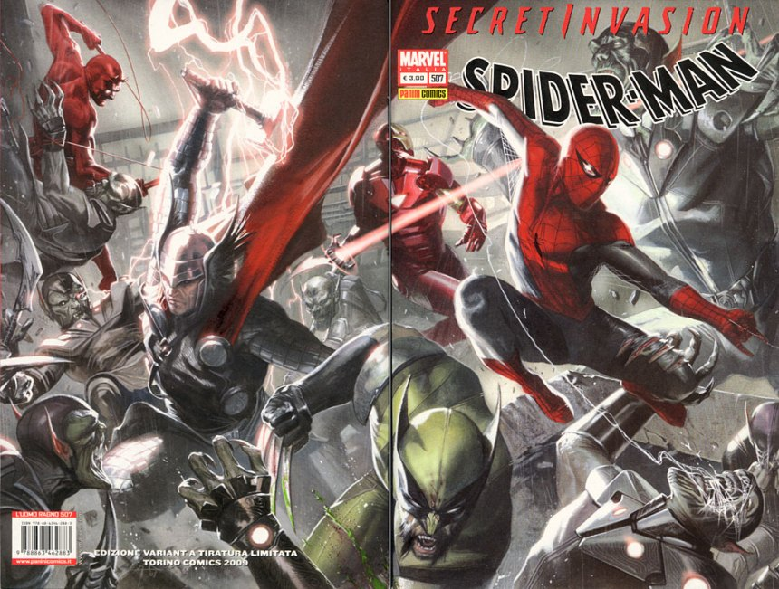 Spider-Man 507 Variant