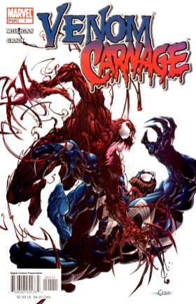 Venom vs Carnage #1