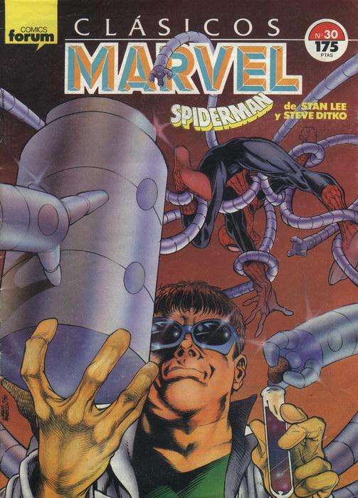 Clasicos Marvel #30