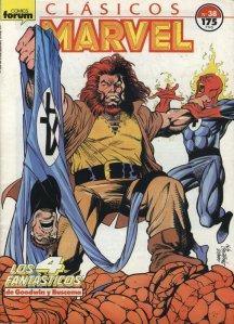 Clasicos Marvel #38