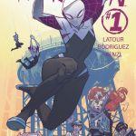 Spider-Gwen #1 Heroes Aren't Hard to Find Variant