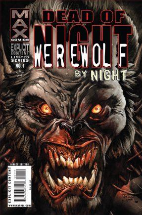 Werewolf by Night MAX #1