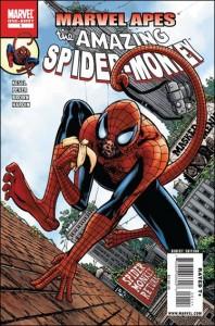 Marvel Apes: Amazing Spider-Monkey